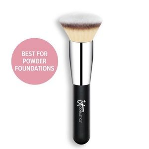NWT it Cosmetics Flat Top Buffing Foundation brush